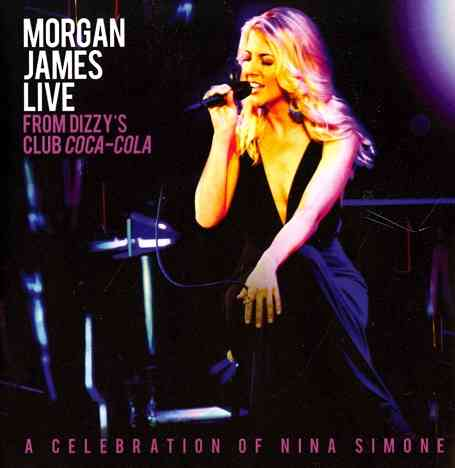 MORGAN JAMES LIVE BY JAMES,MORGAN (CD)