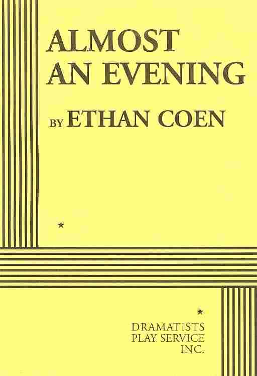 Almost an Evening By Coen, Ethan